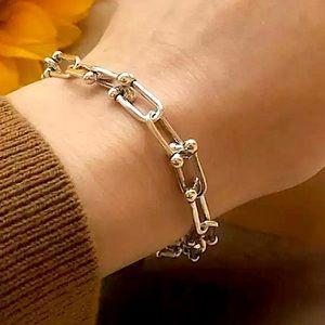 925 U Link Bracelet